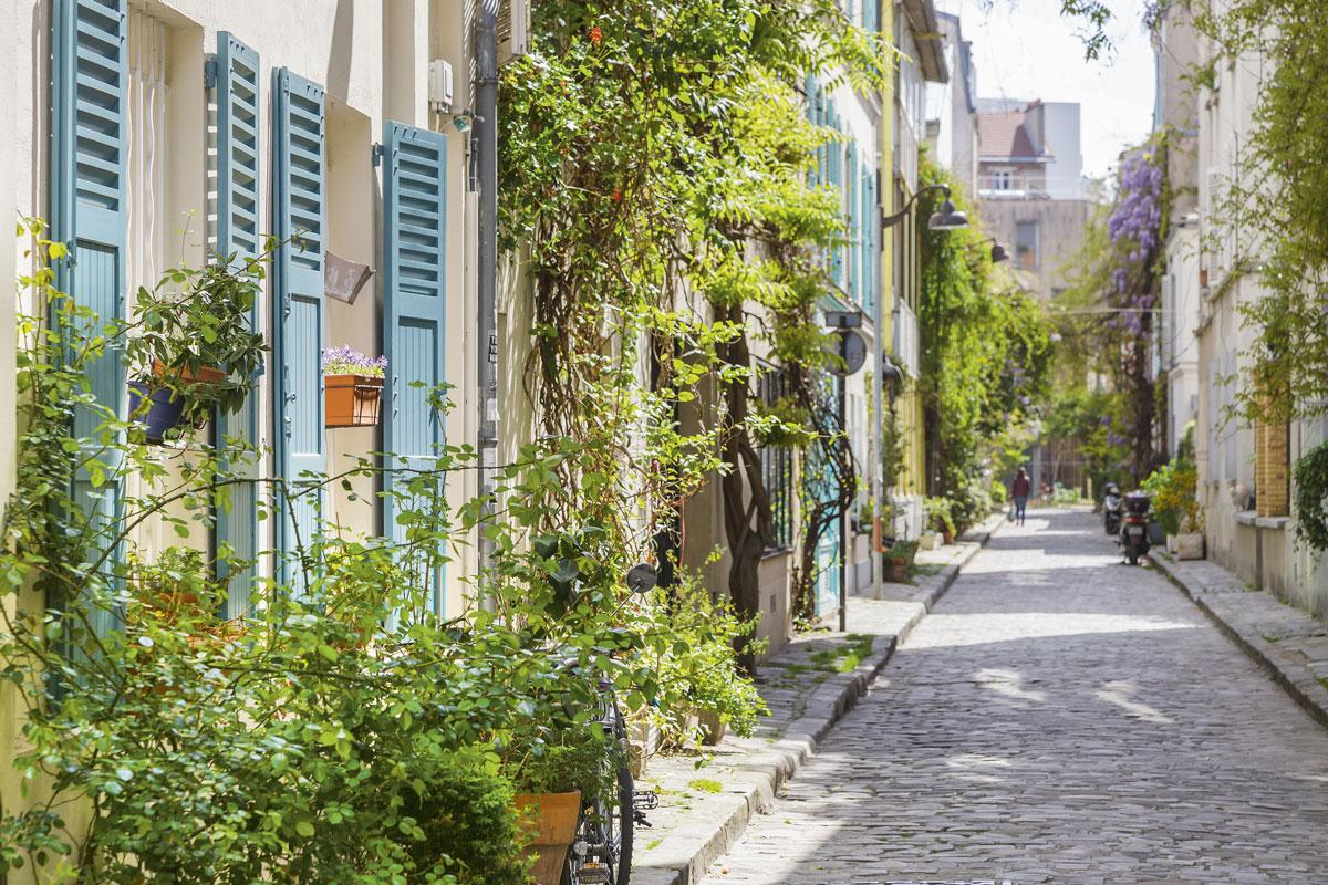 Rue-des-Thermopyles © Paris Tourist Office - Photographe : Marc Bertrand