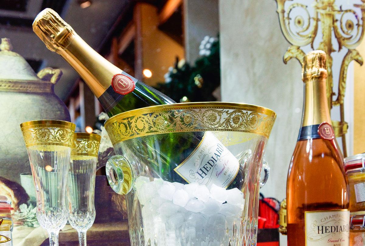 champagne © Paris Tourist Office - Photographe : Amélie Dupont