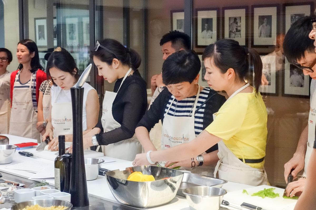 Cours cuisine parispourunjour paris pour un jour - Cours cuisine debutant paris ...