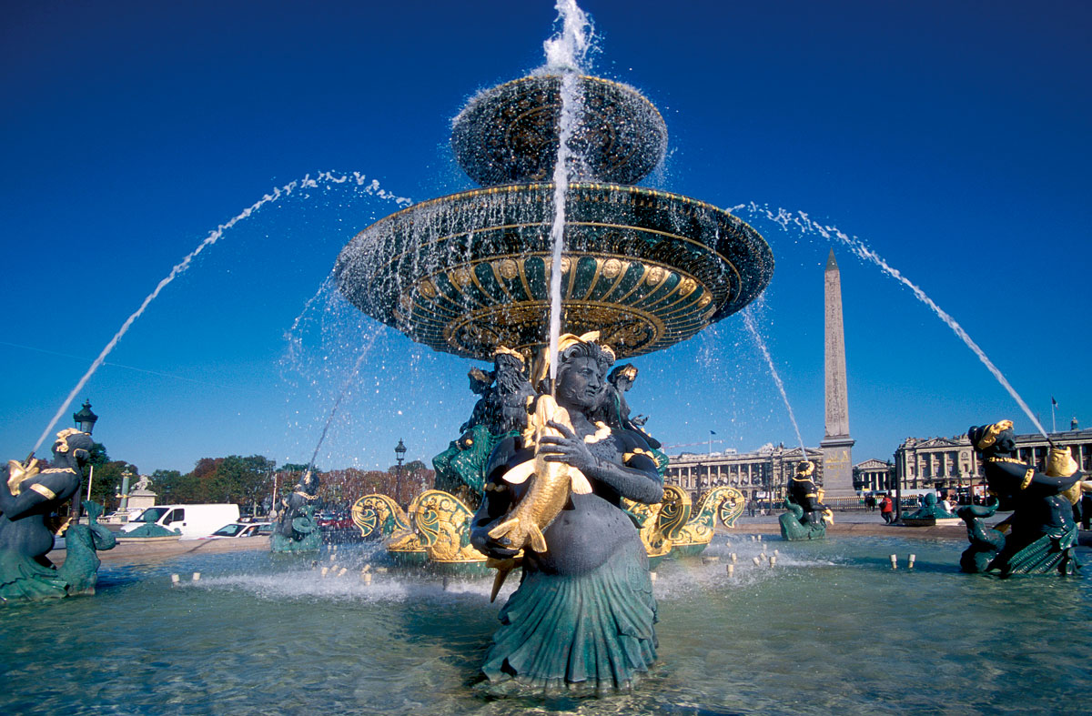 Place de la Concorde © Paris Tourist Office - Photographe : Henri Garat