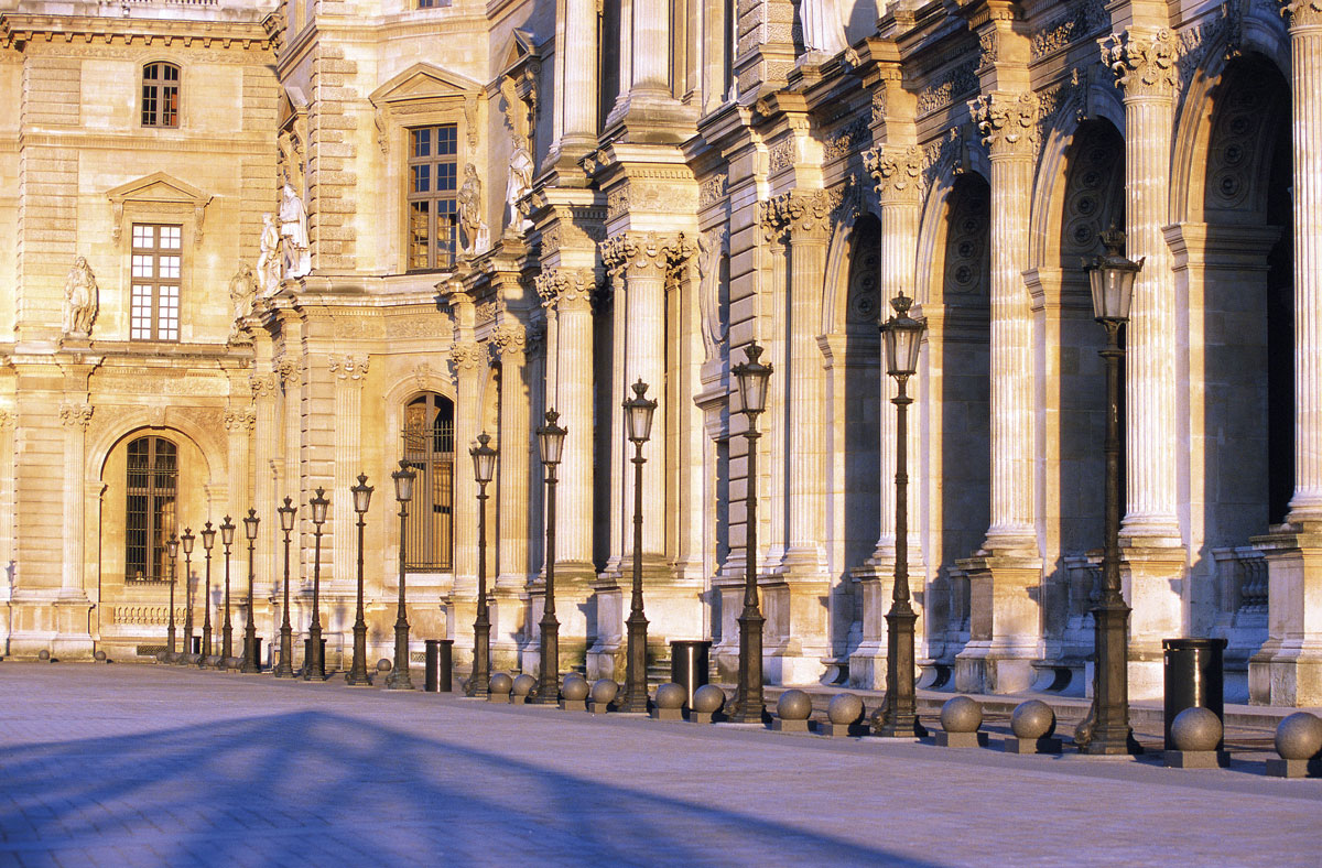 Musée du Louvre © Paris Tourist Office - Photographe : David Lefranc