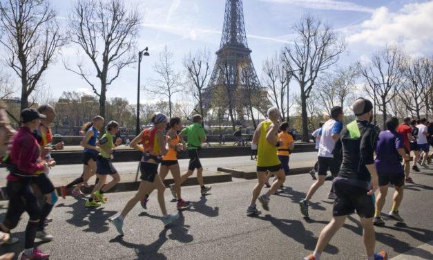 Accompagner des V.I.P sur le parcours du marathon de Paris