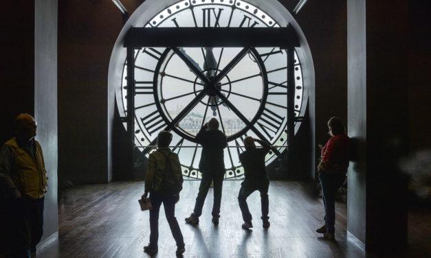 Enquête au musée d'Orsay pour Equinox-Cognizant