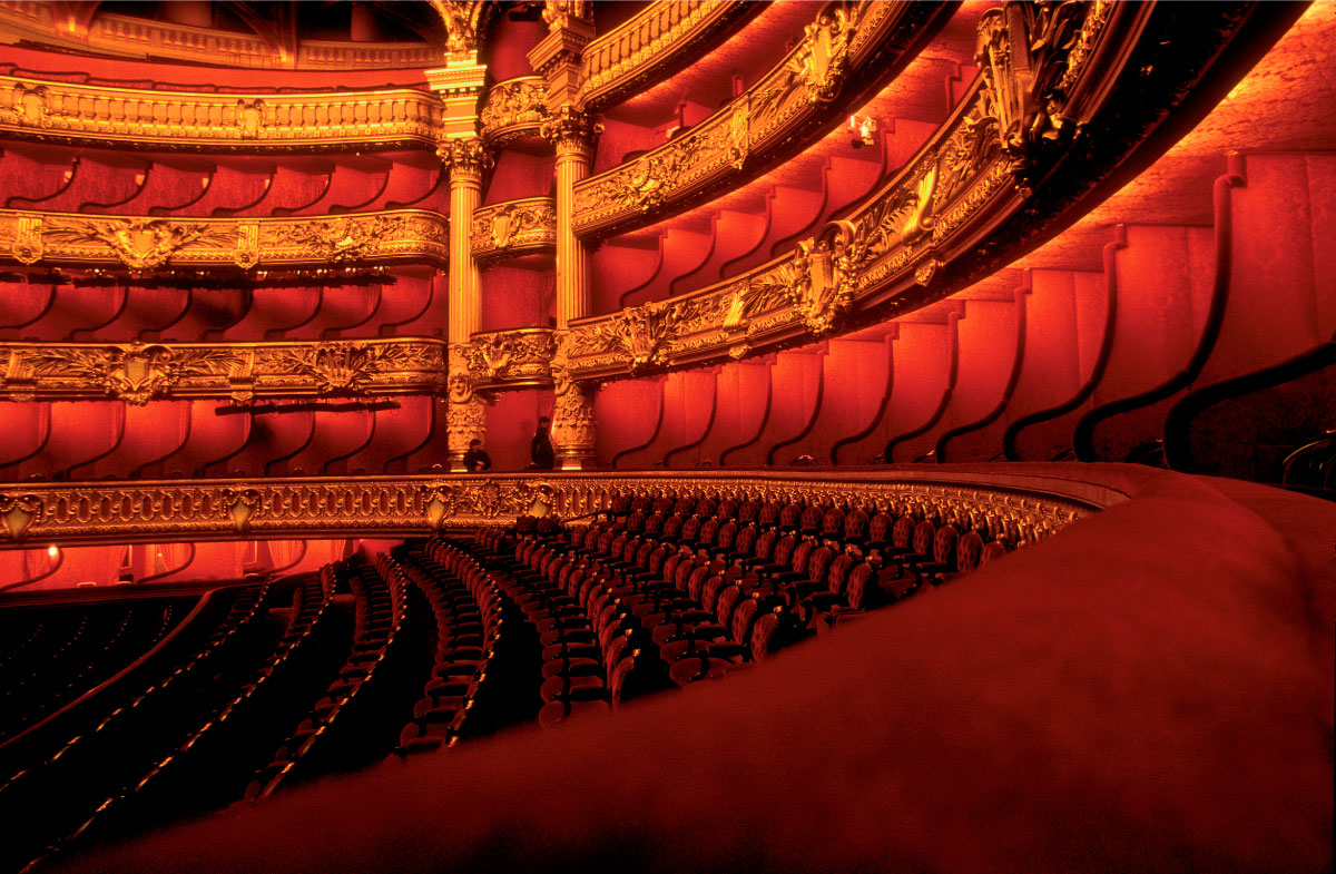 opera-garnier © Paris Tourist Office - Photographe : Claire Pignol