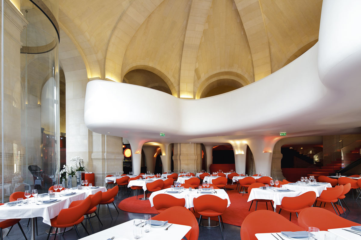 restaurant-opera-garnier © Paris Tourist Office - Photographe : Marc Bertrand