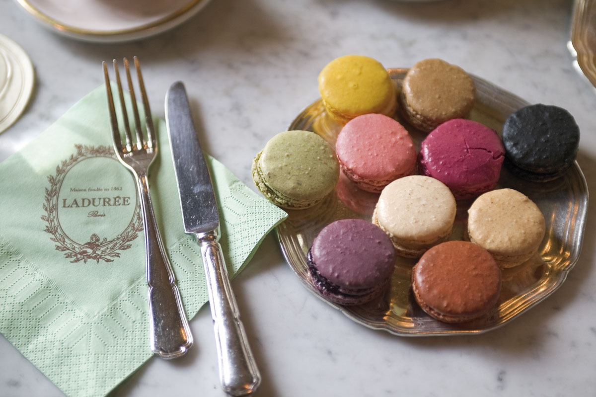 macarons © Paris Tourist Office - Photographe : Marc Bertrand