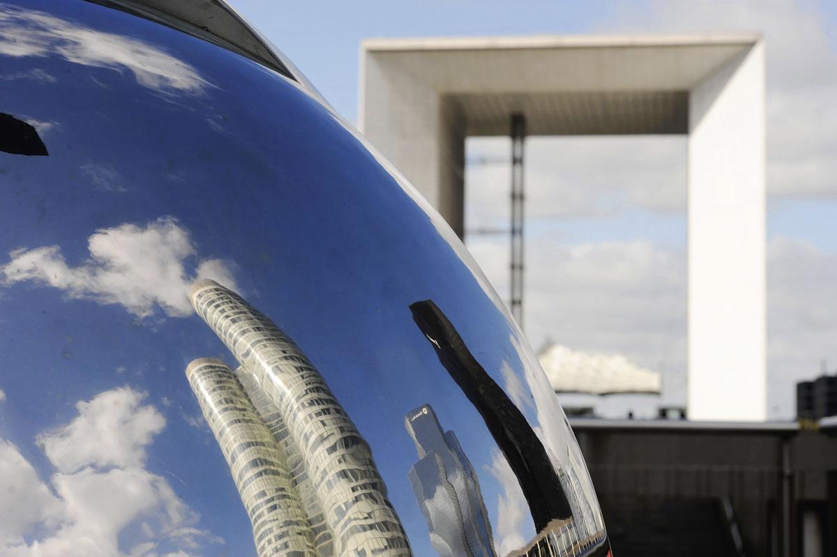 Quartier d'affaires de La Défense © Paris Tourist Office - Photographe : Jocelyne Genri