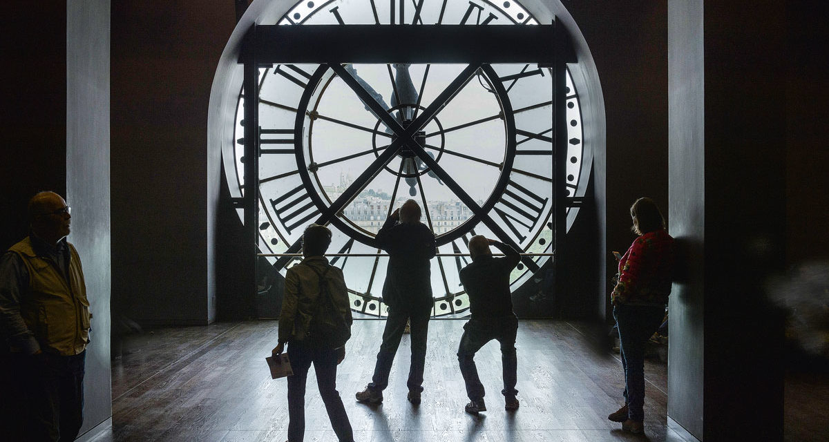 Enquête au musée d'Orsay pour Cognizant