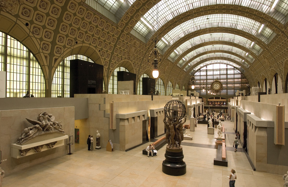 Musée d'Orsay © Paris Tourist Office - Photographe : David Lefranc