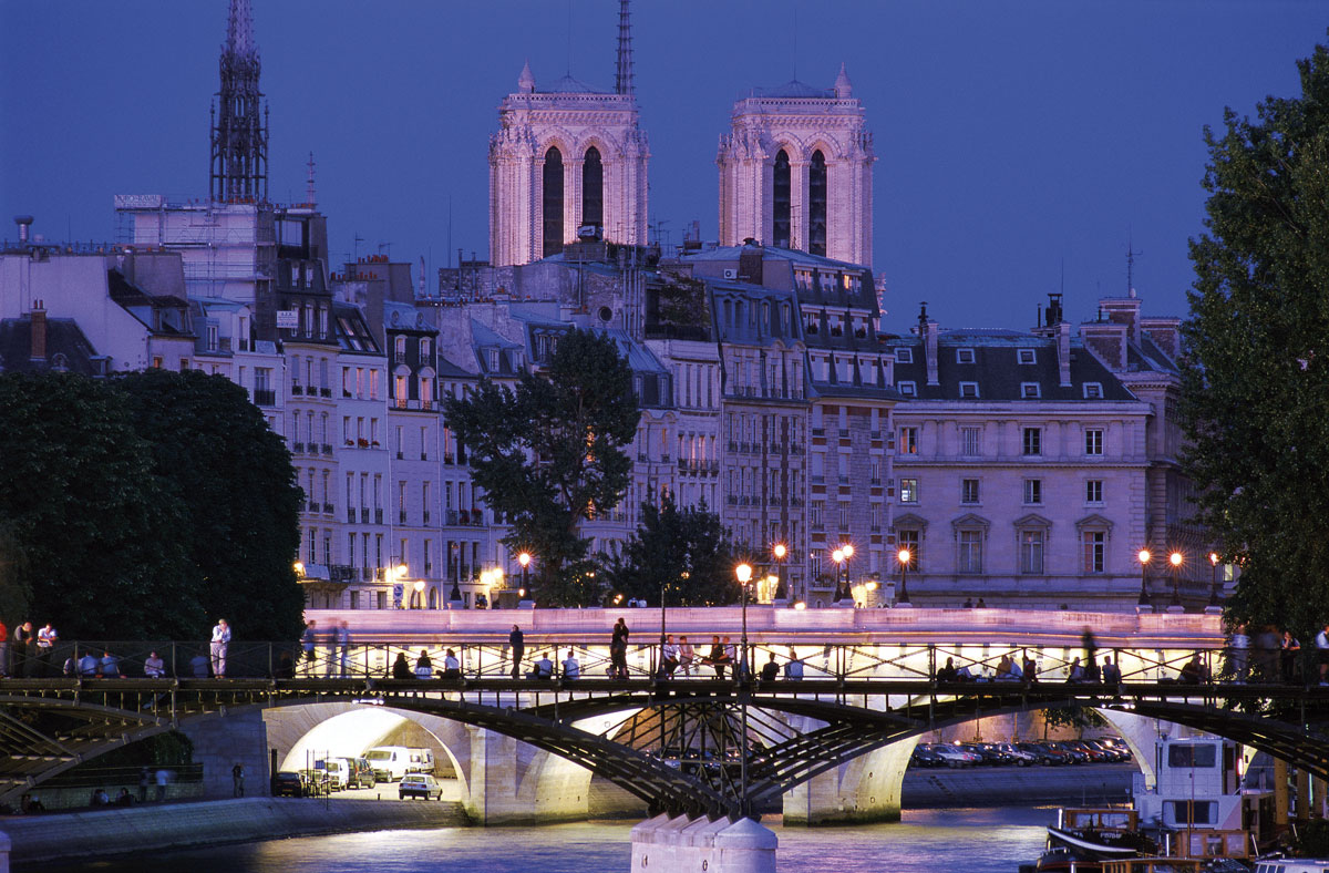 La Seine, Ile de La Cité, Notre-Dame © Paris Tourist Office - Photographe : David Lefranc