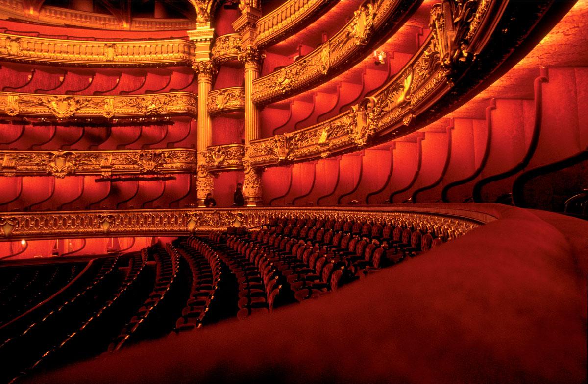 opera-garnier © Paris Tourist Office - Photographe : Claire Pignol