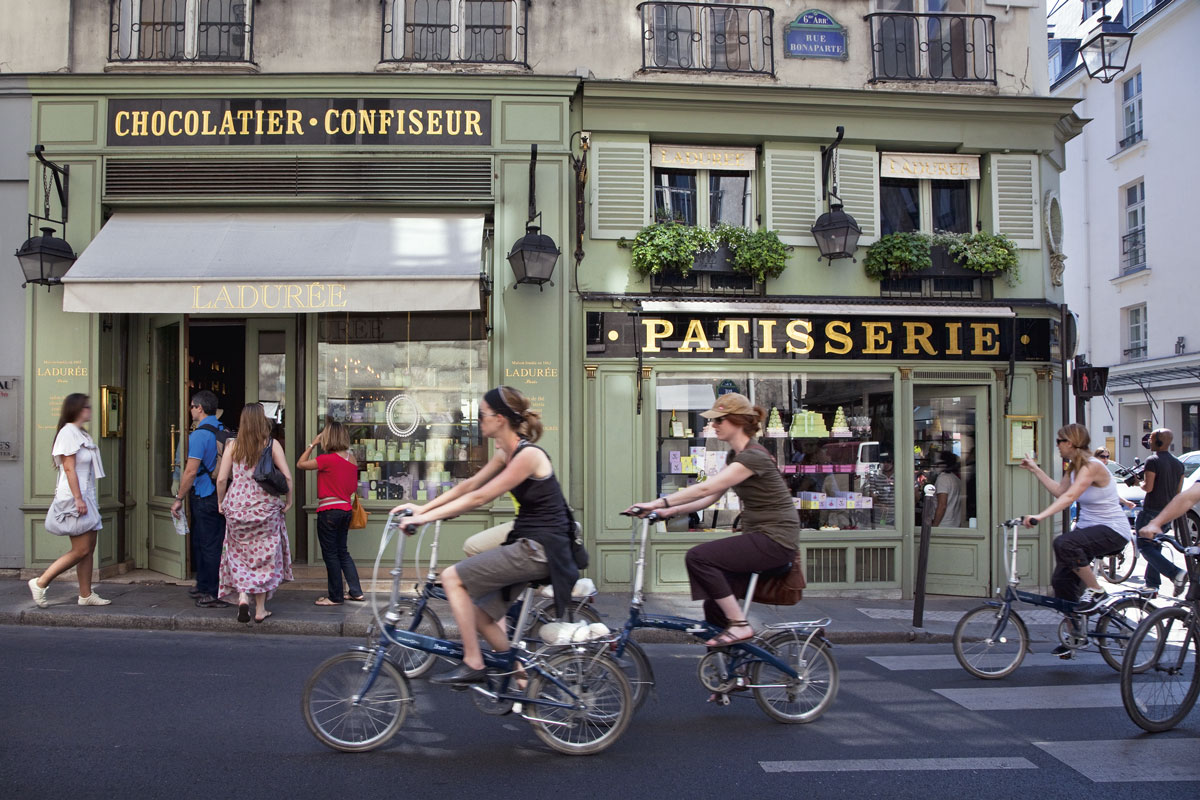 rue-bonaparte © Paris Tourist Office - Photographe : Amélie Dupont