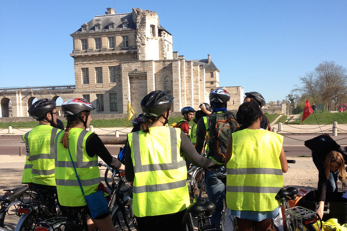 team-building velo ©parispourunjour.fr