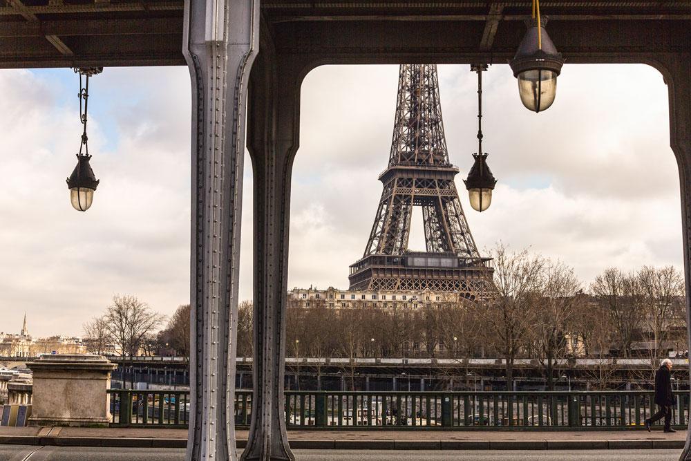 Pont de Bir-Hakeim © Paris Tourist Office - Photographe : © Jair Lanes